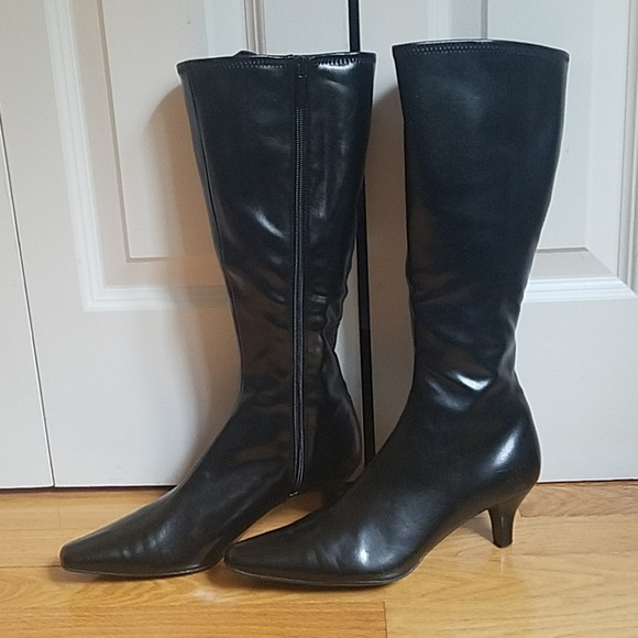 Impo Hallie Stretch Faux Leather Boots